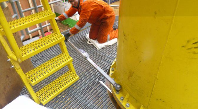 pipe handler crane