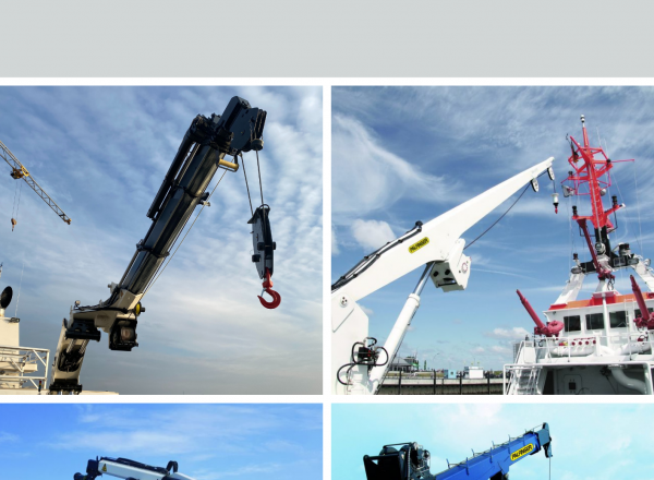 stock cranes cover image