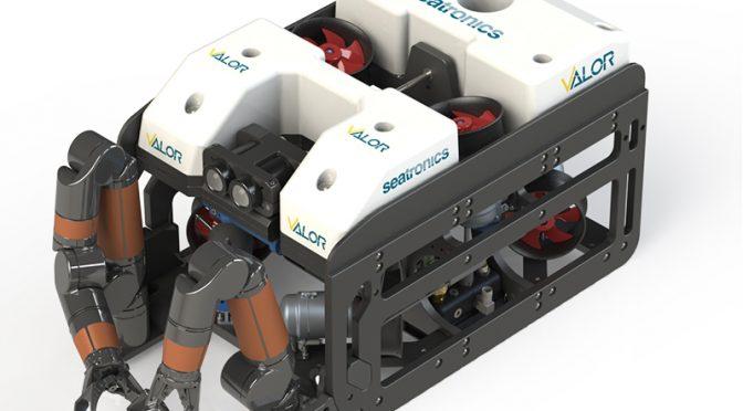 seatronics valor ROV